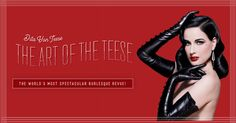 I just entered for a chance to win 2 tickets to see Dita Von Teese at HOB Chicago on February 1st, plus $30 for dinner at HOB!