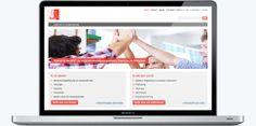 ROZ Groep: Website ontwerp