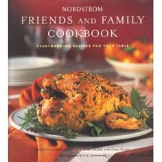from the AMAZING nordstrom stores...this cookbook is a MUST for entertaining.....FABULOUS easy-to-follow recipes......I made every recipe over the course of last summer......I used to be a nordstrom visual-manager...letting you know the pics are BEAUTIFUL......