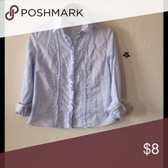 Old Navy Long Sleeve Great condition Old Navy Tops Button Down Shirts