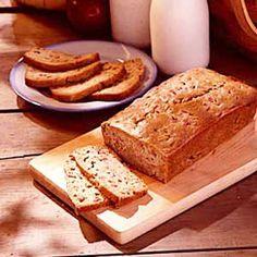 Rhubarb Bread Quick Bread Recipes, Sweet Recipes, Cooking Recipes, Rhubarb Bread, Rhubarb Sauce, Rhubarb Recipes, Rhubarb Desserts, Dessert Bread, Bread Cake