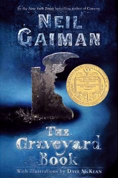 """Neil Gaiman - The Graveyard Book. """"People want to forget the impossible."""" ― Neil Gaiman, The Graveyard Book Neil Gaiman, Ya Books, Good Books, Books To Read, Teen Books, Amazing Books, Library Books, Mini Library, Open Library"""