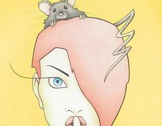 "Check out new work on my @Behance portfolio: ""KromoGirl"" http://be.net/gallery/53104255/KromoGirl"