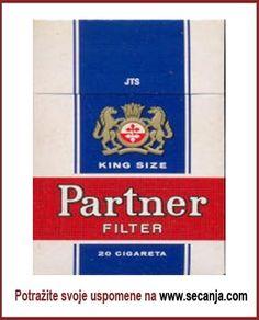 Koliko se sjecam Partner je bio moja prva cigara