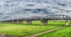 Bridge to infinity   #MyLowerSaxony #EnjoyGermanNature #GermanyChallenge #TandemChallenge