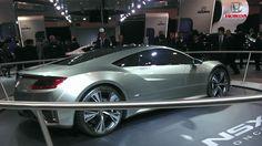 Acura NSX Concept #CIAS12