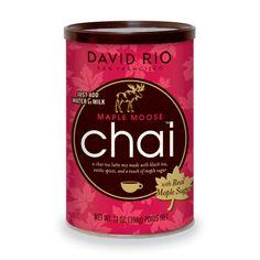 David Rio Chai Tea - Maple Moose