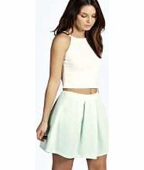 boohoo New Season Box Pleat Skater Skirt - mint azz10831 Beat the winter blues with bodycon skirts in bright primary colours, or play with the punchy palette in pleated skirts to channel a cheerleader vibe. Continuing the sporty theme, midi skirts come with http://www.comparestoreprices.co.uk/skirts/boohoo-new-season-box-pleat-skater-skirt--mint-azz10831.asp