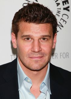 David Boreanaz Photos Photos - Actor David Boreanaz attends An Evening with…