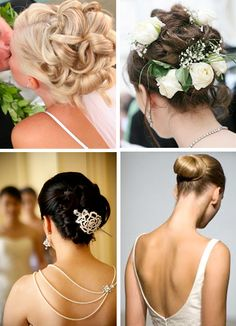 wedding hairstyles ideas  (1-3 for me)
