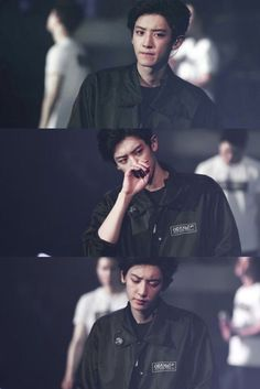 Chanyeol ❤ Oppa 💙👀 Exo ✌ Exo_k Exo_l Exo Chanyeol, Kpop Exo, Kyungsoo, Kaisoo, Exo Ot12, Shinee, Exo Lockscreen, Vkook, Z Cam
