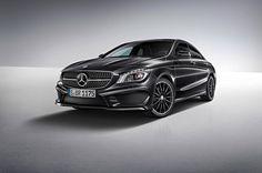 Mercedes-Benz CLA Edition 1 #mbhess #mbcars #mbcla