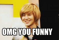 daehyunbabyy:  Mood change! Lmao Didn't see that comin'..Did you?
