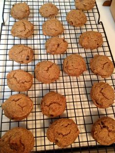 Better than Banana Bread Paleo Cookies | WorkOutChowDown