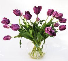 Arreglo de tulipanes