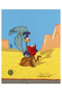 Chuck Jones The Neurotic Coyote, Animation Cel