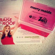 Merry Maids raises money for American Heart. Photo by marcuschung