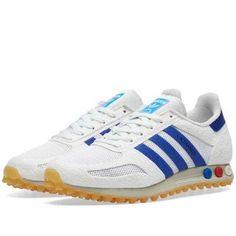 8283b8d07c0b4 Adidas LA Trainer OG Shoe Show, 1984 Olympics, Adidas Sneakers, Trainers,  Supreme