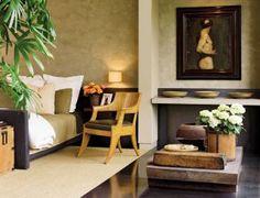 Contemporary Bedroom by Terry Hunziker in Seattle, Washington