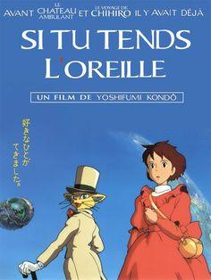 Si tu tends l'oreille de Yoshifumi KONDO (1995) (DVD Filature)