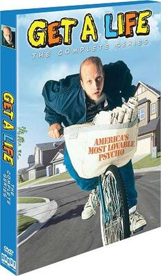 Get a Life Series. Sam Elliott, Life Tv, Get A Life, Favorite Tv Shows, Movie Tv, Tv Series, Comedy, America, Baseball Cards