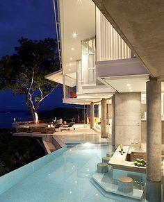 tilt. architecture. costa rica. guanacaste house. architect Victor Cañas.