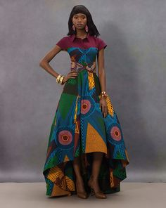 2320a798dbc Trendy African dresses and hairstyles - PHOTOS - Sowetan LIVE