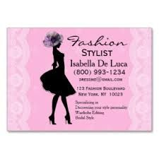 Mod Fashion Stylist, Boutique Gold Business Card. I love this ...