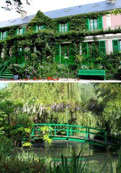 Casa de Monet, Giverny (Francia)