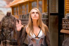 New stills from Valerian and the City of a Thousand Planets, 2017
