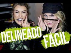 DELINEADO GATINHO PARA INICIANTES com MARIANA SAAD e JULIA FARIA - YouTube