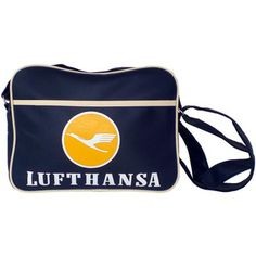 Vintage Airline Air Hostess Travel Bag LUFTHANSA Small [LUFTSMDBLU] - $34.95 : Airlines TShirts, The Cheapest and most Original Aviation / Airlines TShirts