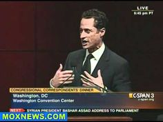 """""""Anthony Weiner's Best Zingers."""" This was put together before Weiner's incident...Oh, man...."""