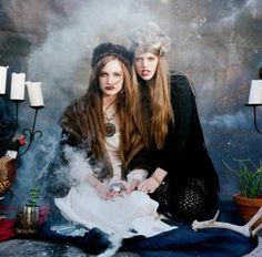 Witchy Friends