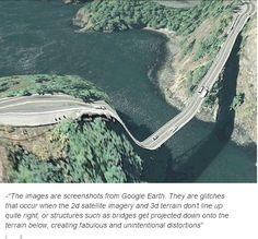 COOL! thanks google earth!