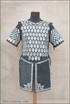 Thorin Oakenshield scale armour for cosplay or by TheIronRing,