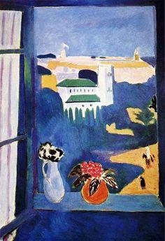esta leitura de Matisse é linda! henri matisse