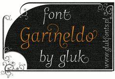 Garineldo Font Family · 1001 Fonts