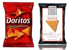 Doritos vs Food Should Taste Good