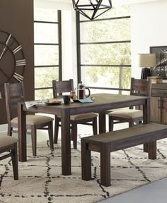 Avondale Dining Room Furniture Collection Created For Macy's New 2 Piece Dining Room Set Design Decoration