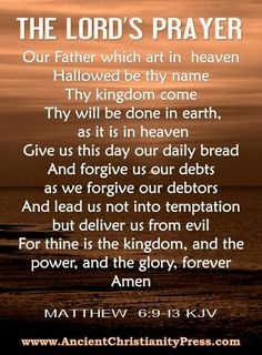 graphic about The Lord's Prayer Kjv Printable named 116 Least difficult The Lords Prayer illustrations or photos inside 2017 Prayers, Prayer, Dios