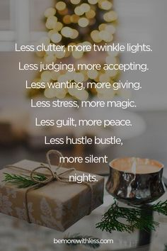 You get to decide what's best for you and your family too. Choose presence before presents and then . gifts, no gifts, some gifts . you decide. Christmas Quotes, All Things Christmas, Christmas Holidays, Merry Christmas, Christmas Tattoo, Christmas Decorations, Christmas Pictures, Christmas Nails, Xmas