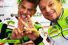 Alvaro Bautista - MotoGP - Misano 2014