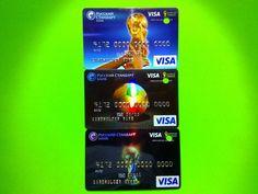 Russia Visa, FIFA world cup Brasil 3 sample cards | Предметы для коллекций, Кредитные и платежные карты | eBay!