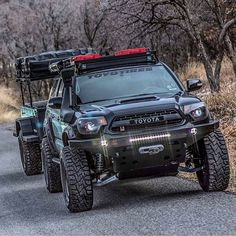 from @offroaddreams - Toyota Tacoma - by @defconbrix #OffroadDreams #ORD #toyota…