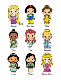 $15.00 The Princesses