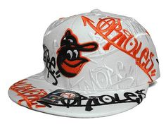 1b3263e2ee7 AMERICAN NEEDLE x MLB 「Baltimore Orioles Taggin」59Fifty Fitted Baseball Cap  Fitted Baseball Caps