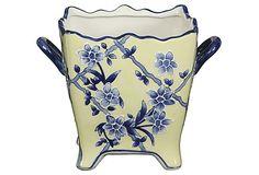 """6"""" Vine Square Pot on OneKingsLane.com"""