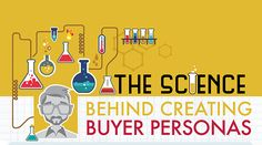 The Science Of Creating Accurate Buyer Personas - #infographic #contentmarketing