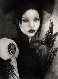 Synesthesia Garden - a weird art + style blog | » hauntingly beautiful